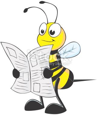 stock-illustration-20196700-cute-bee-reading-newspaper
